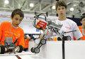 Робототехнический фестиваль, архивное фото