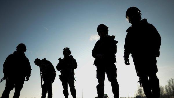 Армия. Архивное фото