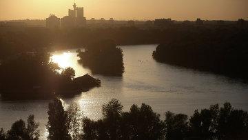 Белград, Сербия. Архивное фото