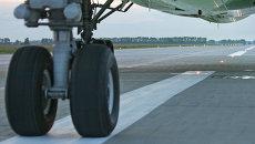 Взлетно-посадочная полоса аэропорта. Архивное фото