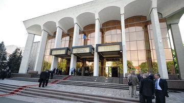 Новый парламент Молдавии. Архивное фото
