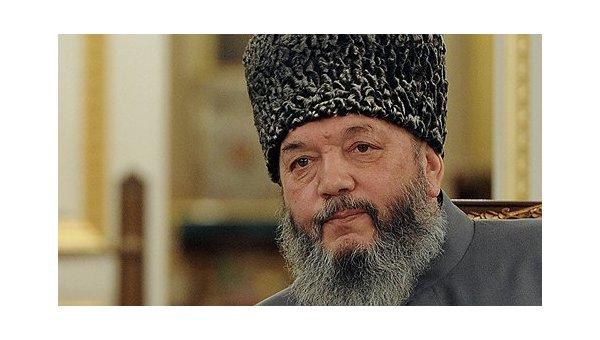 Муфтий Ставропольского края Мухаммад Рахимов.