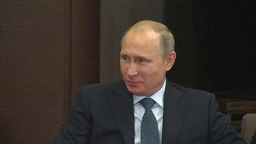 Путин предположил, что произойдет с рынком энергоносителей зимой