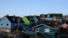 Гренландия. Архивное фото