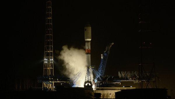 Ракета-носитель Союз-2.1б. Архивное фото