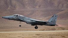 Самолет ВВС Израиля. Архивное фото