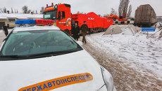 Из Харькова в Нидерланды отправили четыре автомобиля с обломками Боинг-777