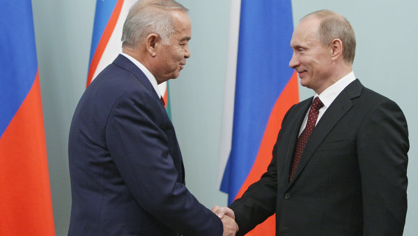 Отношение узбекистана с россией