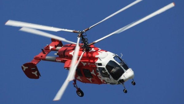 Вертолет Ка-226Т. Архивное фото