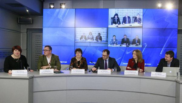 Презентация Школы профессиональной поддержки, функционирующей на портале Образование на русском