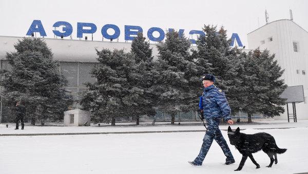 Здание аэропорта Ростова-на-Дону. Архивное фото.