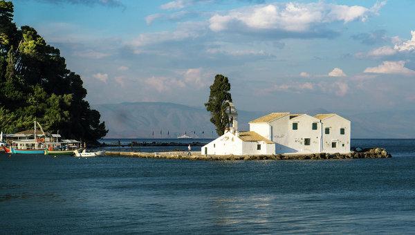 Греция. Остров Корфу. Архивное фото