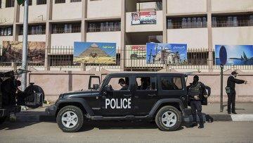Полиция Египта. Архивное фото