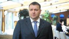 Директор Объединенной приборостроительной корпорации Александр Якунин