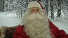 Месса в Ватикане, Санта в Финляндии, снеговик на пляже - мир встретил Рождество
