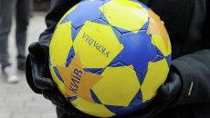 Акция Украина принимает европейскую эстафету в Киеве. Архивное фото