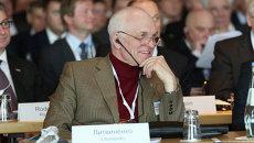 Ректор Национального минерально-сырьевого университета Горный Владимир Литвиненко. Архивное фото
