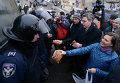 Помощник госсекретаря США по делам Европы и Евразии Виктория Нуланд и посол США на Украине Джеффри Пайетт во время визита в Киев, Украина
