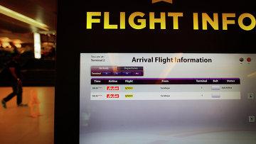 Информация о рейсе QZ8501 компании Air Asia