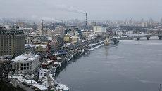 Вид Киева. Архив