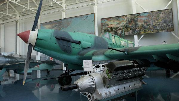 Музей Военно-воздушных сил в Монино