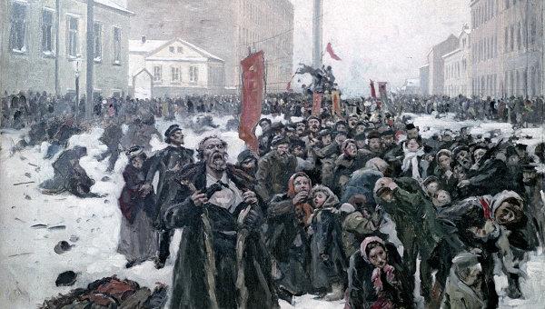 Картина 9 января 1905 года