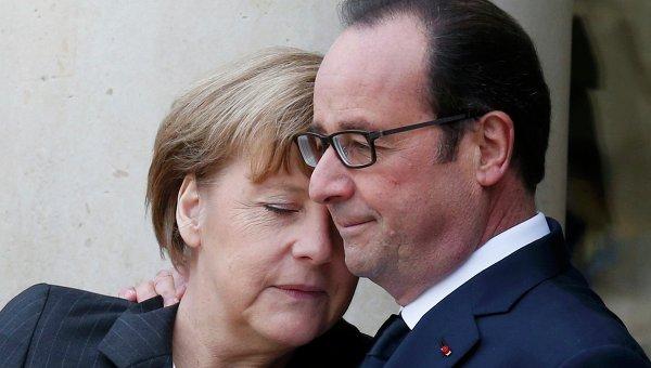 Едрить вы самостоятельные! Как у лидеров ЕС бомбануло от слов Трампа