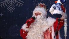 Дед Мороз посетил Крым