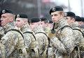 Солдаты латвийской армии