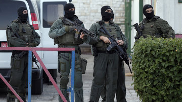 Сотрудники полиции Израиля. Архивное фото