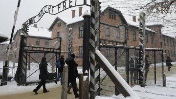 Концлагерь Аушвиц-Биркенау (Освенцим). Открытие обновленной российской экспозиции в музее