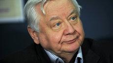 Художественный руководитель МХТ имени А. П. Чехова Олег Табаков