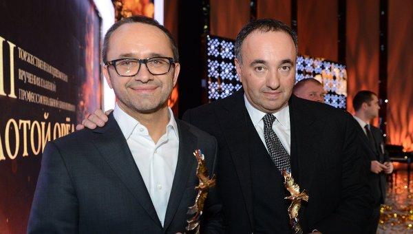 Церемония вручения премии Золотой орел