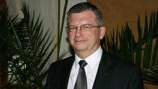 Посол РФ в Польше Сергей Андреев. Архивное фото