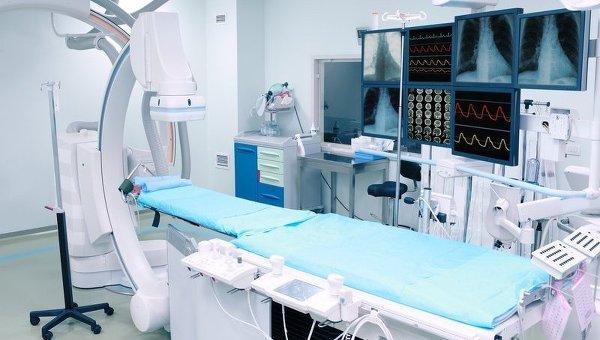 Комплекс для лечения онкозаболеваний, архивное фото