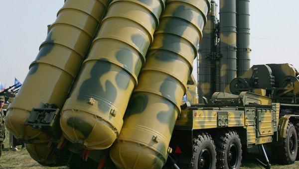 Зенитно-ракетная система С-400 Триумф, архивное фото