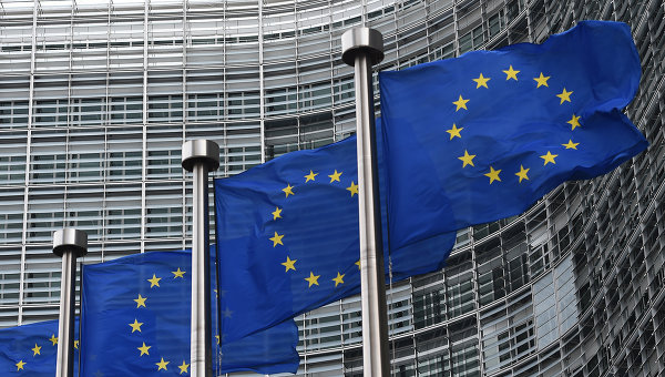Штаб-квартира Европейской комиссии в Брюсселе. Архивное фото