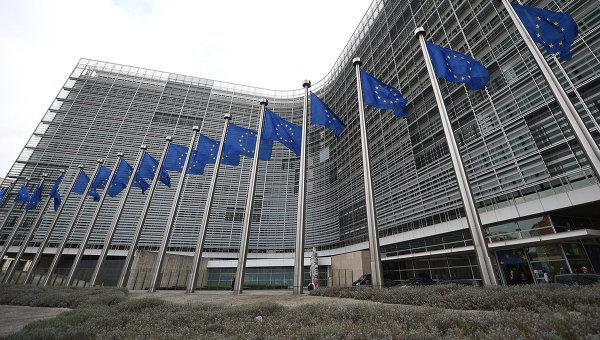 Штаб-квартира Европейской комиссии в Брюсселе, Бельгия