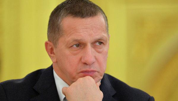 Заместитель председателя правительства РФ Юрий Трутнев . Архивное фото