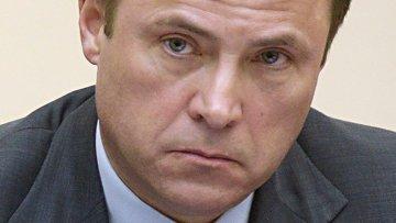 Глава Роскосмоса И.Комаров. Архивное фото