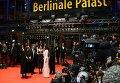 Церемония открытия 65-го Берлинского международного кинофестиваля