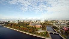 Виды Калининграда. Архивное фото