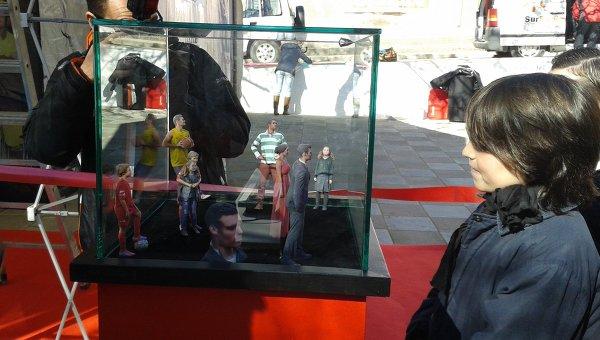 3D-система, способная отсканировать человека в трех измерениях в кратчайшие сроки, создана в Испании