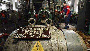 Станция метро Бауманская закрыта на реконструкцию. Архивное фото