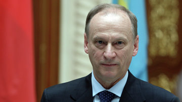 Секретарь Совета Безопасности Российской Федерации Николай Патрушев, архивное фото