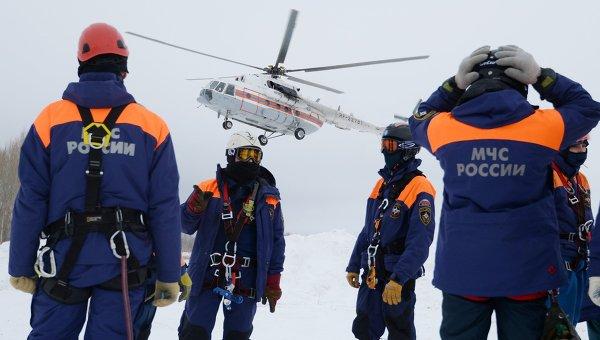 фото мчс спасатели