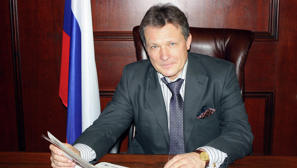 Посол РФ в Аргентине Виктор Коронелли. Архивное фото
