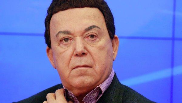 Первый заместитель председателя Комитета по культуре ГД РФ Иосиф Кобзон