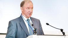 Президент Российского союза химиков Виктор Иванов