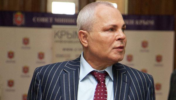 Бывший мэр Керчи Олег Осадчий. Архивное фото